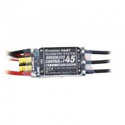 Regler BRUSHLESS CONTROL + T 45 XT-60 Graupner 33745.XT60