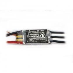 BRUSHLESS CONTROL +T 70 XT-60 D3,5 Graupner 33770.D35