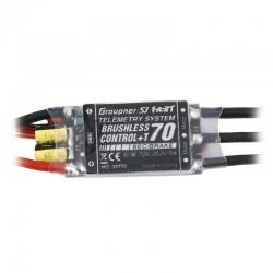 Regler BRUSHLESS CONTROL + T 70 G3,5 Graupner 33770