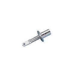 Verstellbares Ruderhorn Aluminium M4 VE5 Graupner 3676.4