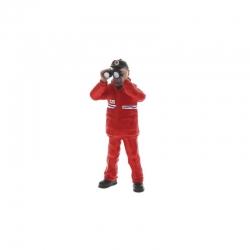 Maschinist stehend DGzRS M1:20 Figur Graupner 375.19