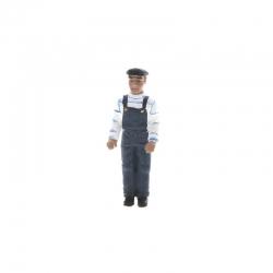 Fischer stehend M1:25/1:30 Figur Graupner 375.3