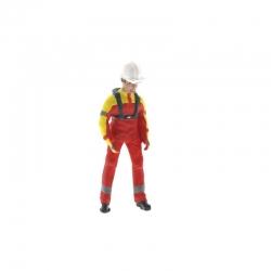 Decksarbeiter gebückt M1:32 Figur Graupner 375.42