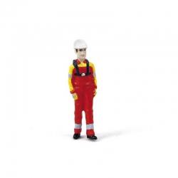 Decksarbeiter stehend M1:50 Figur Graupner 375.50