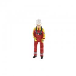 Decksarbeiter gebückt M1:50 Figur Graupner 375.52