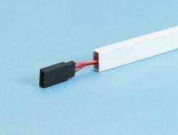 Kabelkanal für Servo-Kabel Graupner 3931