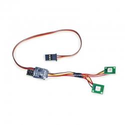 vorderes LED-Set zuHornet Graupner 3971.RGB