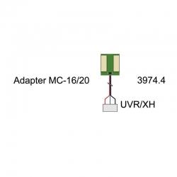 Kingpad VerteilerXH Stecker Graupner 3974.4