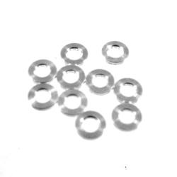 Aluminiumscheiben 3x1mm Graupner H41033