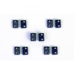 LED PCB Abdeckung VE10 Graupner 48195.1