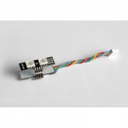 LED PCBs für ALPHA150, 170 2x 2 LEDs Graupner 48197.RGB
