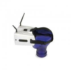 HIVR701 7 Zoll FPV div. Kopfbildschirm Graupner 48352
