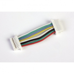 4in1 ESC PWM Kabel 8pin 3cm Graupner 48374.4