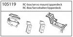 CR-Box/Servohalt./Upperdeck Carson 105119