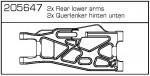 Querlenker hi/unt (2) Carson 205647