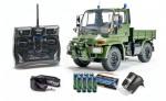1:12 MB Unimog U300 Militär 100%RTR 2,4G Carson 907174 500907174