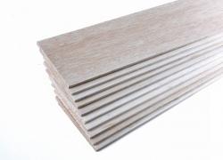 Balsa-Brettchen   5,0 mm Mindestabnahme 10 Stück Graupner 504.C.5,0