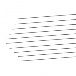 Stahldraht 0,8 mmMindestabnahme 10 Stück Graupner 519.0,8