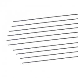 Stahldraht 2,0 mmMindestabnahme 10 Stück Graupner 519.2,0
