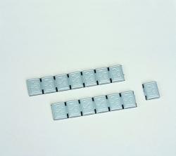 Trimmgewichte lackiert selbstkelbend ZnMaterial Zink Graupner 536