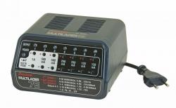 Ladegerät Multilader7E 110-240 VAC Graupner 6455