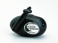 Kraftstoff-Handpumpe, benzinfest Graupner 6870