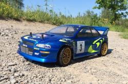 Impreza WRC 98 Karosserie 200mm HPI 7049