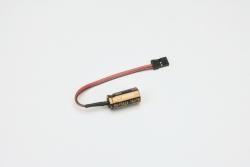 Speicherkondensatorf. 2.4GHz Empfänger Graupner 7082.1