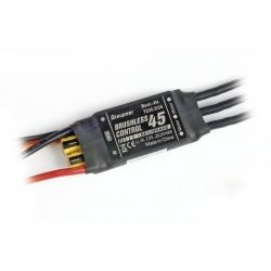 Regler BRUSHLESS CONTROL 45 SBEC XT-60 Graupner 7235.D35
