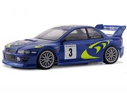 Subaru Impreza WRC 98 Karosserie 190mm HPI 7312