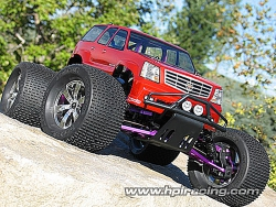 Cadillac Escalade Karo (Savage/200mm-Wb255mm) HPI 7490
