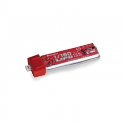 Power Pack LiPo 1/160 3,7 V 25C MOLEX Graupner 78101.1