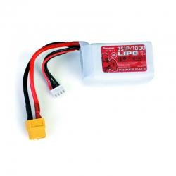 Power Pack LiPo 3/1000 11,1 V 30C XT60 Graupner 78110.3