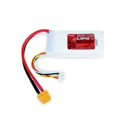 Power Pack LiPo 3/1100 11,1 V Graupner 78111.3