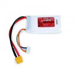 Power Pack LiPo 4/1100 14,8 V Graupner 78111.4