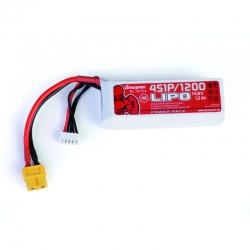 Power Pack LiPo 4/1200 14,8 V Graupner 78112.4