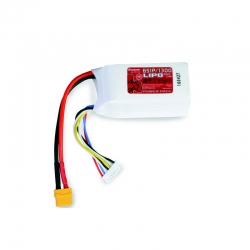 Power Pack LiPo 6/1300 22,2 V Graupner 78113.6