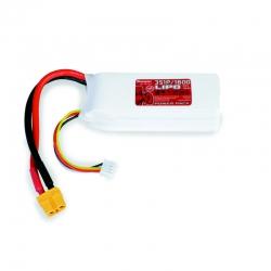 Power Pack LiPo 3/1600 11,1 V Graupner 78116.3
