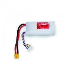 Power Pack LiPo 6/1600 22,2 V Graupner 78116.6
