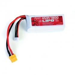 Power Pack LiPo 4/1800 14,8 V Graupner 78117.4