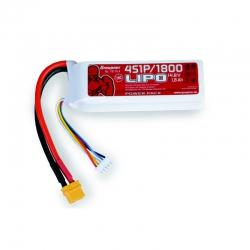 Power Pack LiPo 4/1800 14,8 V Graupner 78118.4