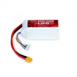 Power Pack LiPo 6/2200 22,2 V Graupner 78122.6
