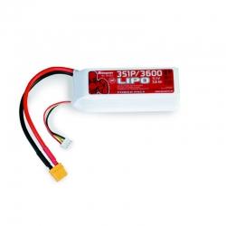 Power Pack LiPo 3/3600 11,1 V Graupner 78136.3