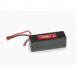 Power Pack Car LiPo4/7000 14,8V 35/70C Graupner 78170.4