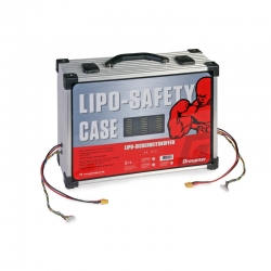 LiPo-Sicherheitskoffer 400x300x140 mm Graupner 8371