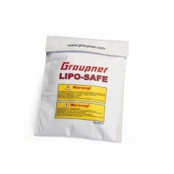LiPo-SAFE Sicherheitstasche ws 22 x 30cm Graupner 8372