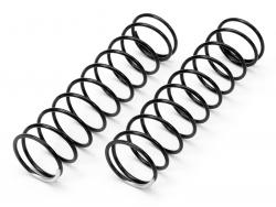 Dämpferfeder 18X80X1.5mm 10.5 Wdg(Silber 89Gf/mm) HPI 86550