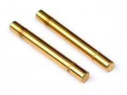 Schwingenstift 3X27mm(Titannitriert/2St/Firestorm) HPI 86846