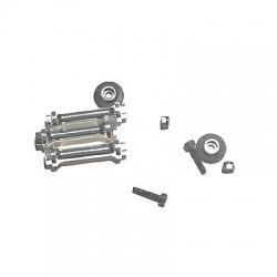 Spoilerhalterverbindungsbolzen CNC Graupner H88036