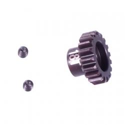 Motorritzel 18 Zähnefür 5 mm Welle Graupner H89329